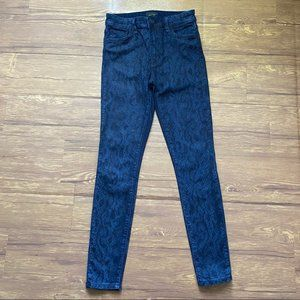 Joe's The Charlie High Rise Skinny Ankle Jeans 25